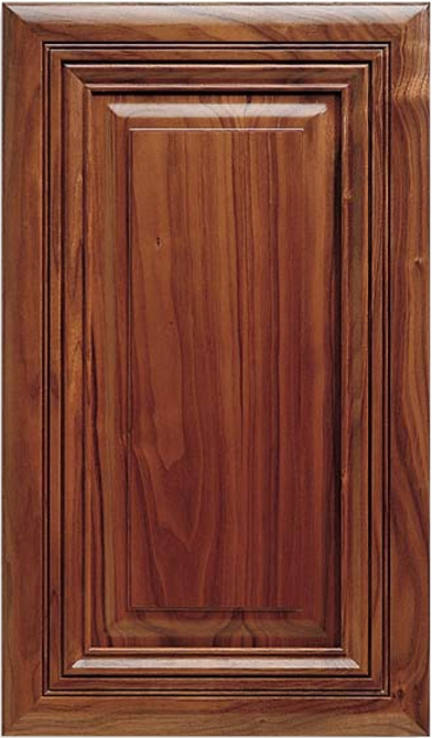 Mitered Solid Wood Cabinet Doors