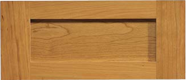 Shaker 5 pc. Cherry Drawer Front
