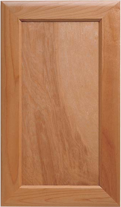 Aspen Alder Natural Birch Panel Door
