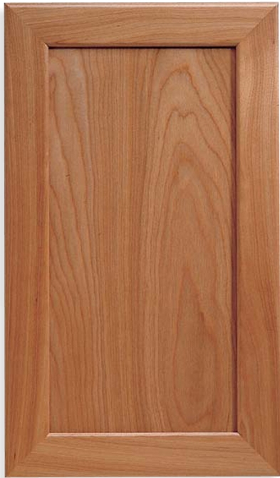 Danish Red Birch Door