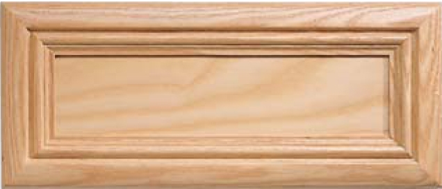 Islander 5 pc. Ash Drawer Front