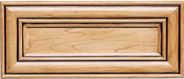 New Hampshire 5 pc. Maple Drawer Front