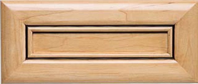 Normandy Maple Drawer Front