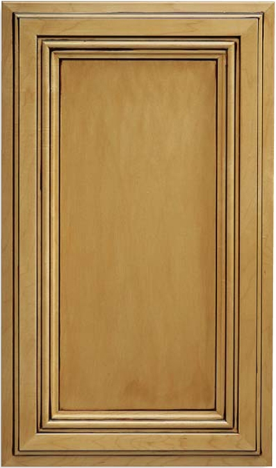 Titan Inset Maple Door