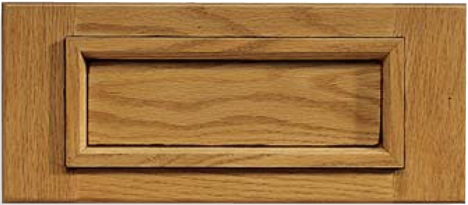 Cascade Red Oak Drawer Fronts