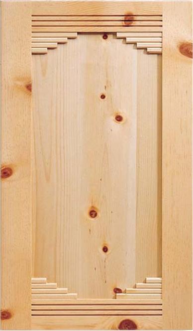 Cheyene Cabinet Door Style  sc 1 st  Wooden Concepts & Southwest Cabinet Doors | Desert Series