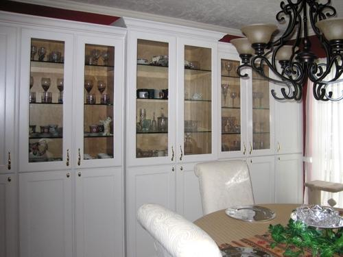 Photo Gallery 10 | China Cabinets | Custom China Cabinet