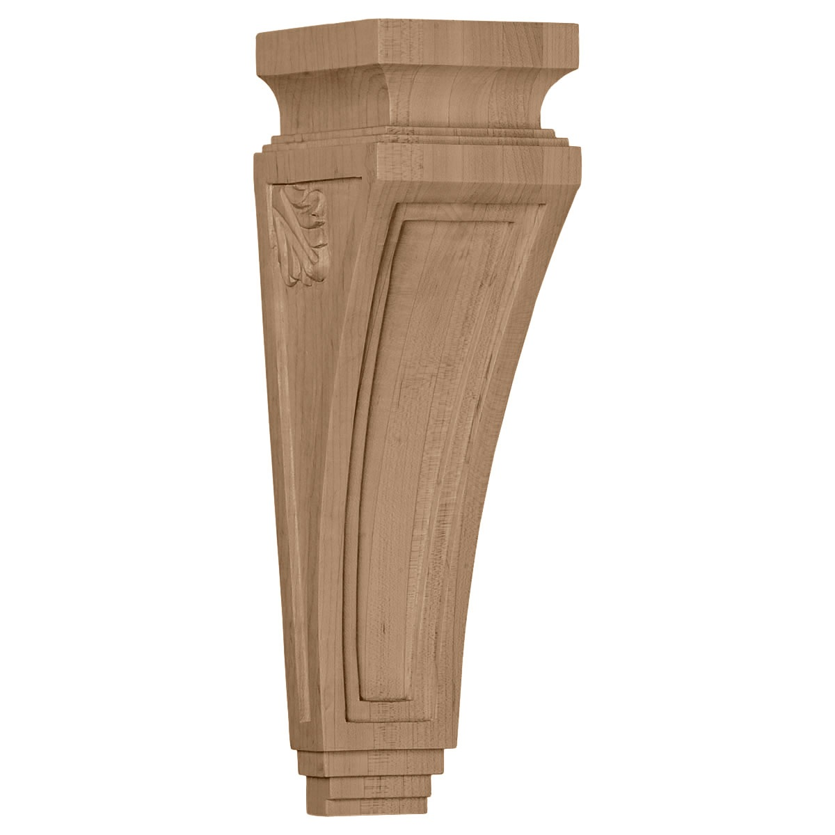 COR03X04X14AR Extra Small Arts and Crafts Corbel