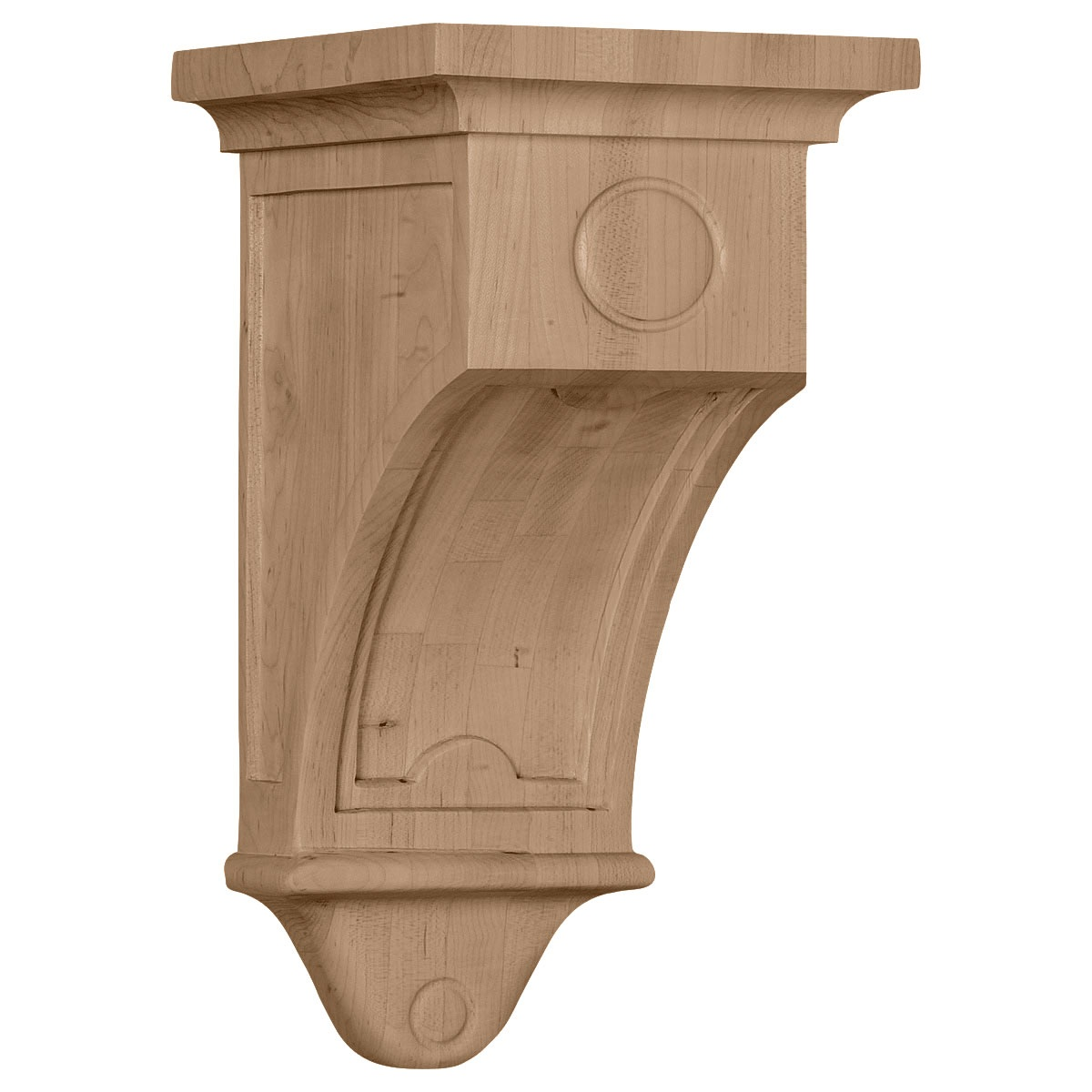 COR05X05X09AR Medium Arts and Crafts Corbel