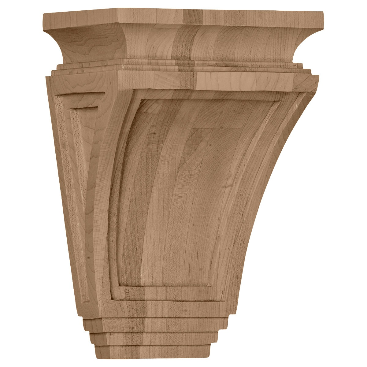COR06X04X09AR Large Arts and Crafts Corbel