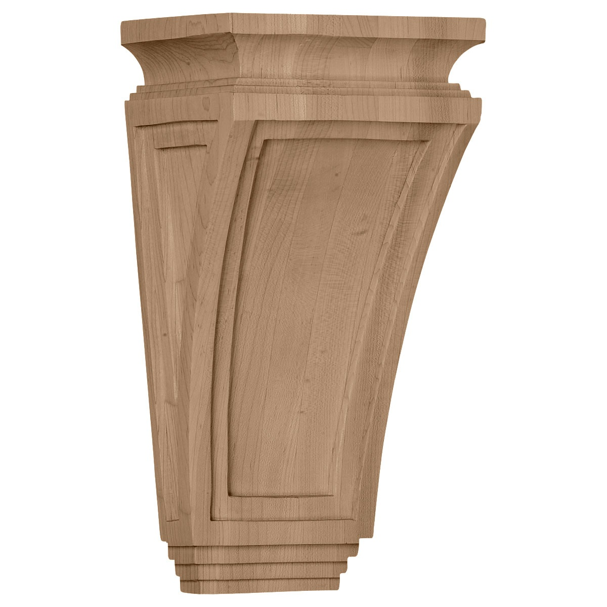 COR06X04X12AR Extra Large Arts and Crafts Corbel