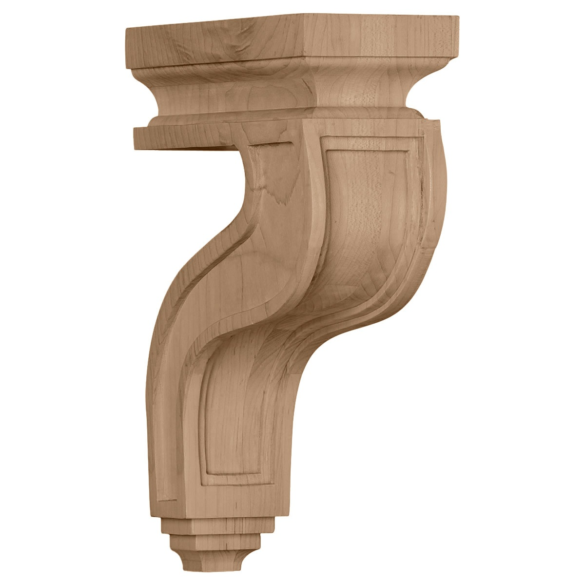 COR03X07X11HA Small Hollow Back Corbel