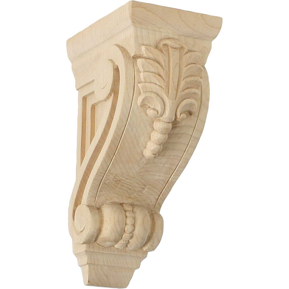 COR02X03X06FI Small Fig Leaf Corbel