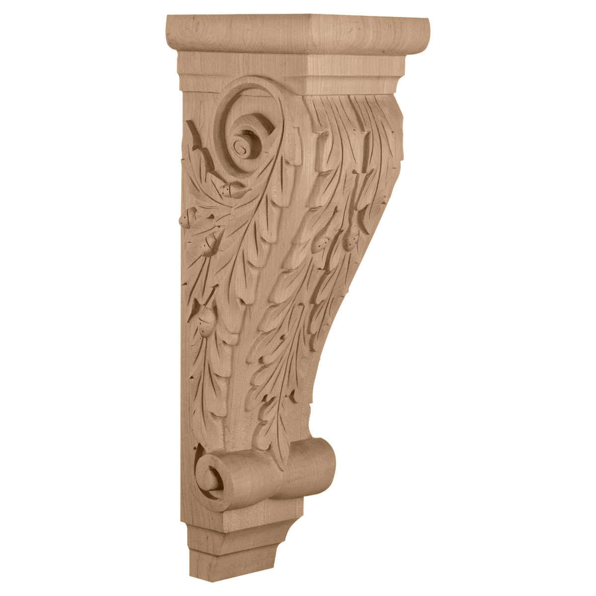 COROL8 Extra Large Oak Leaf Corbel