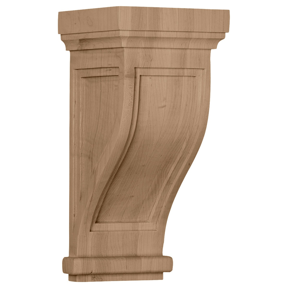 COR06X06X14TR Medium Charleston Mission Corbel