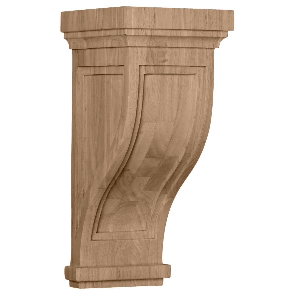 COR07X08X17TR Large Charleston Mission Corbel