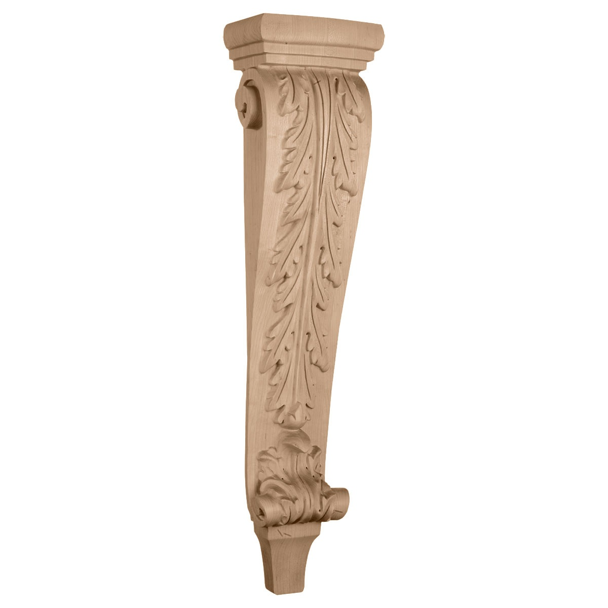 CORPA4 Large Acanthus Pilaster Corbel