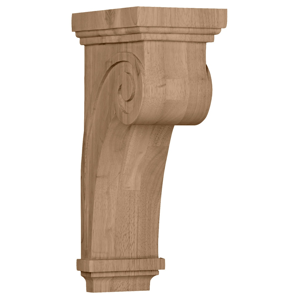 COR05X08X16SC Medium Scroll Corbel