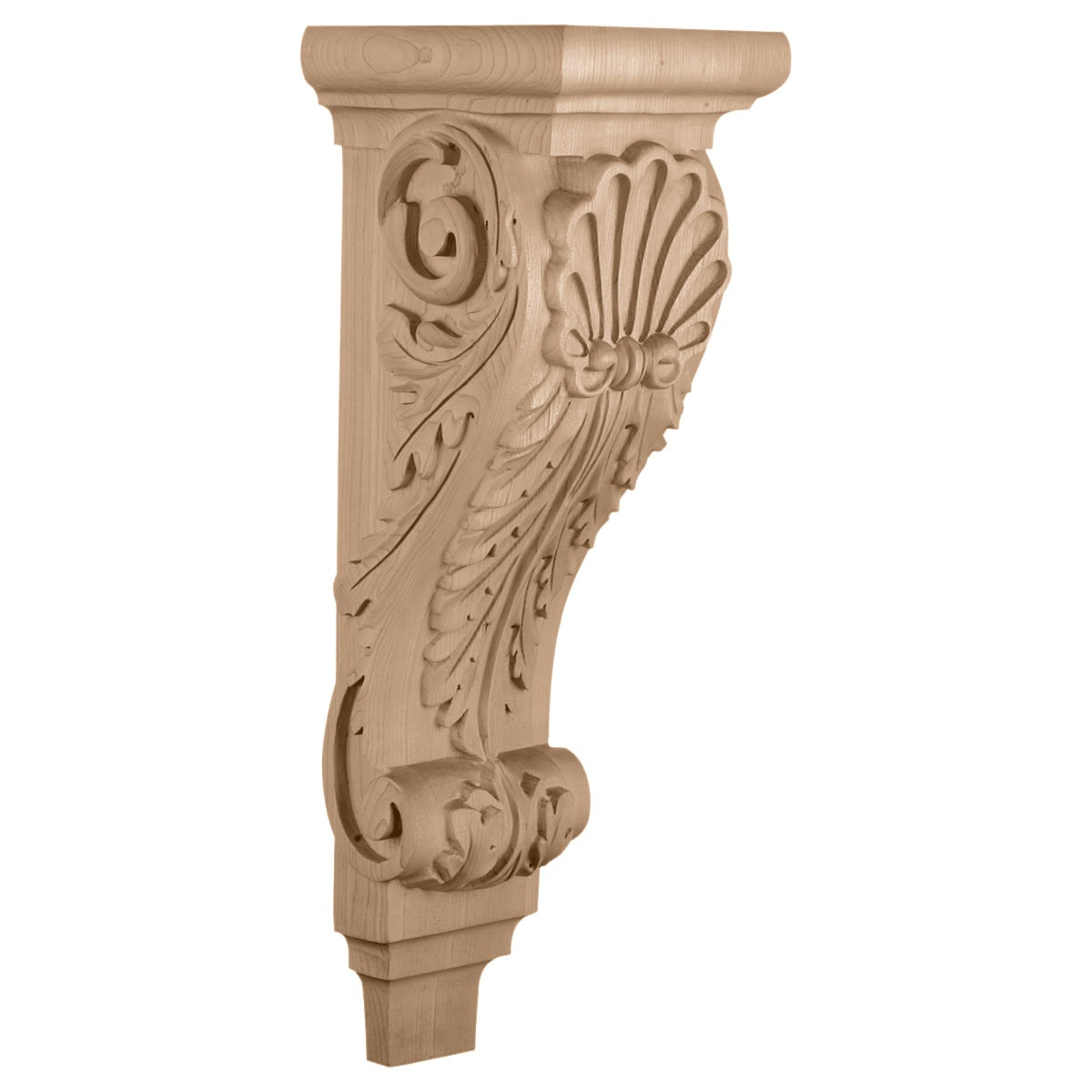 CORSH8 Extra Large Shell Corbel