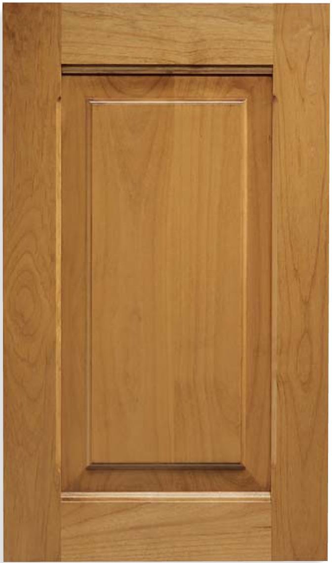 Del Oro R-Panel Alder Door