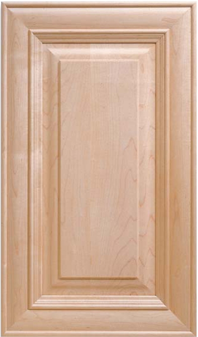Deleware S-Panel Maple Door