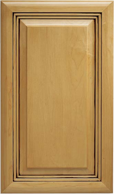 Ellen C-Panel Maple Door