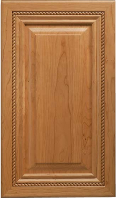 Solid Wood Hartford Cherry Cabinet Door