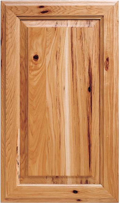 Juanita C-Panel Rustic Hickory Door