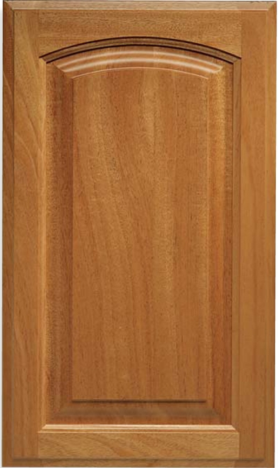 Juliano S-Panel African Mahogany Door