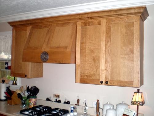 Custom Cabinetry Photo Of A Mission Style Vent Hood