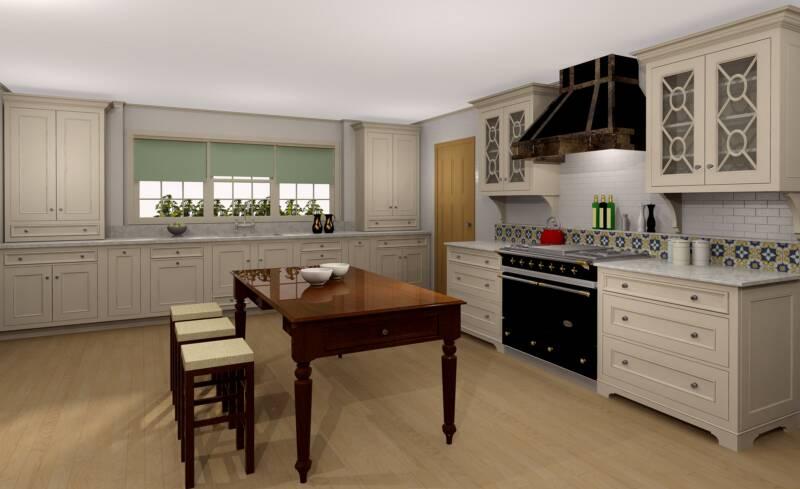 Kitchen design online kitchen design for How to design a kitchen online