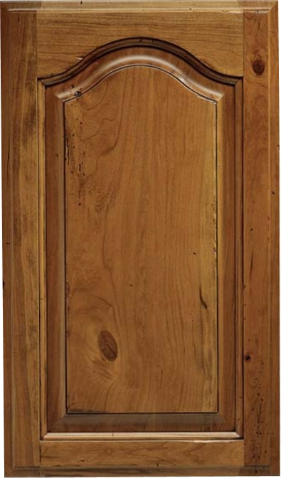 Liberty J-Panel Rustic Cherry Door