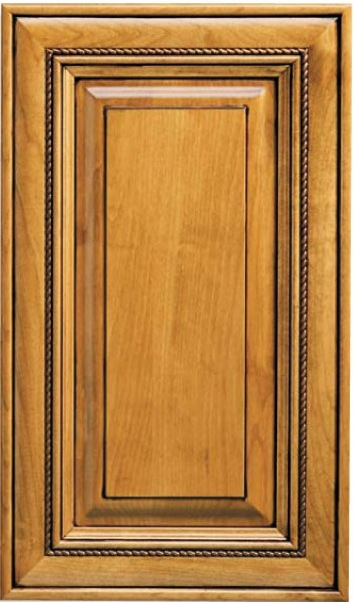 Solid Wood Maine Maple Cabinet Door