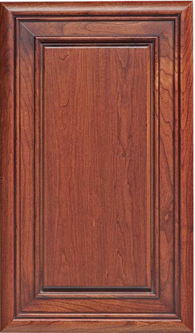 Manhattan L-Panel Cherry Door