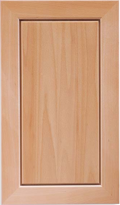 Michael L-Panel Beech Door