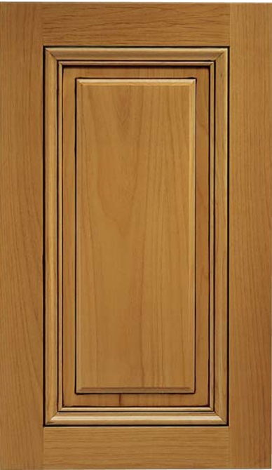 Montecito Cherry Raised Panel Cabinet Door