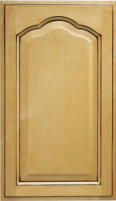 Palermo C-Panel Maple Door