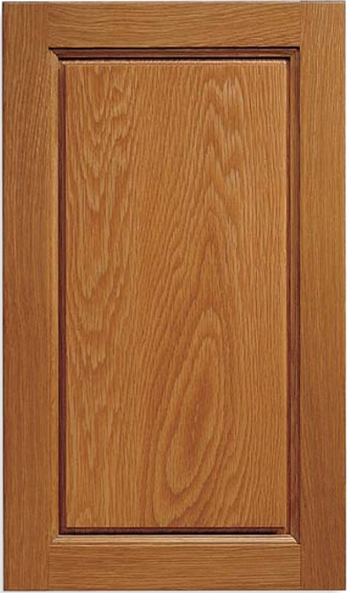 Redondo U-Panel White Oak Door