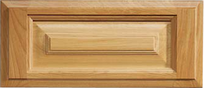 Revere 5 pc. W-Panel Cherry Drawer Front