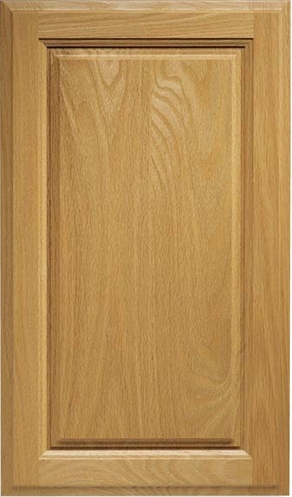Revere N-Panel Red Oak Door
