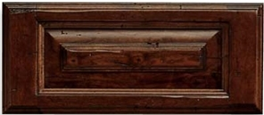 Revere W-Panel Rustic Cherry Drawer Front