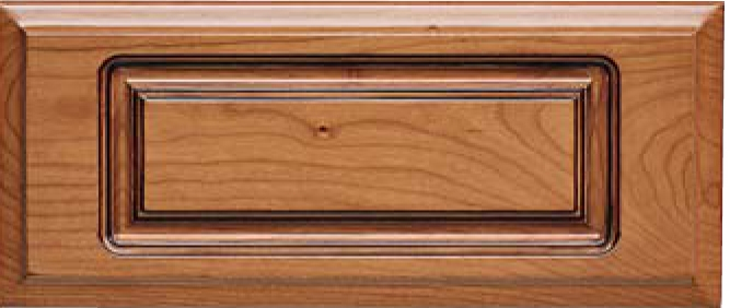 Routed DC-7 Drawer Front