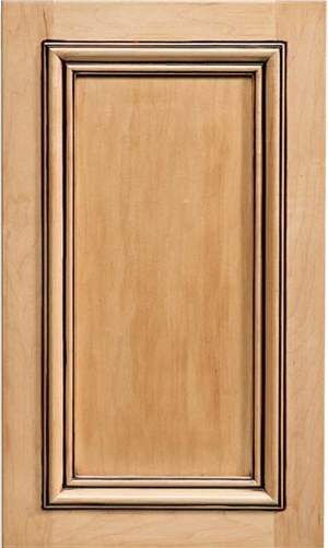 San Marino Maple Recessed Panel Cabinet Door