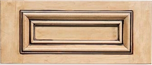 San Marino Maple Drawer Fronts