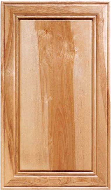 Sheffield L-Panel Natural Birch R-3 Edge Door