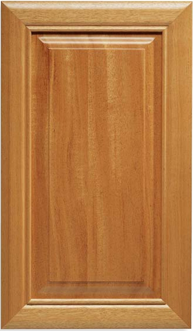 Sheffield S-Panel African Mahogany Door