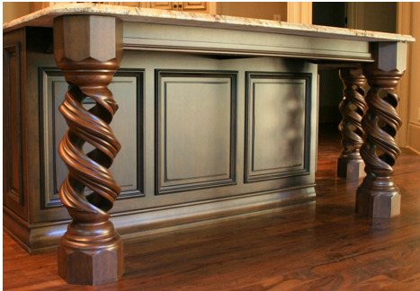 Kitchen Island With Columns kitchen island with columns. kitchen island with columns spiral