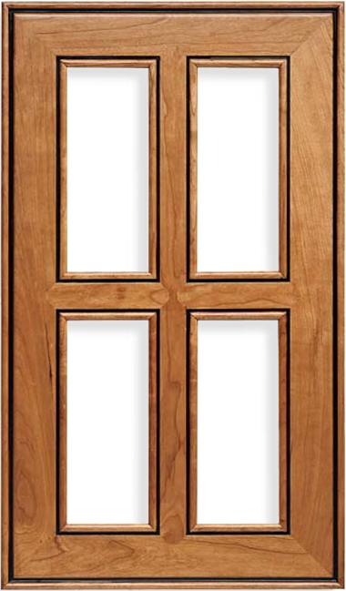 French Lite Stanford Cherry Cabinet Door