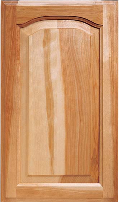 Tiffany C-Panel Natural Birch Door
