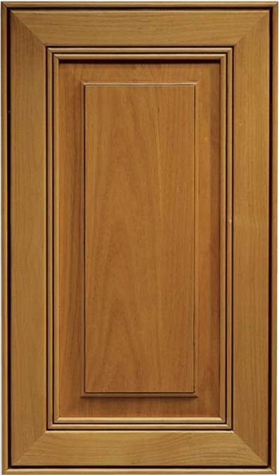 Yosemite R-Panel Alder R-3 Edge Door